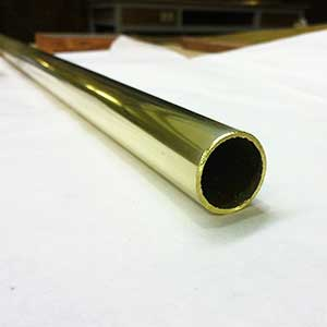 George White Brass Tube